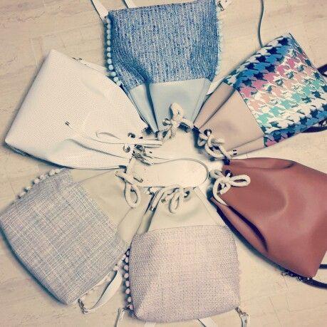 #bucketbag #clicjewels #backpack
