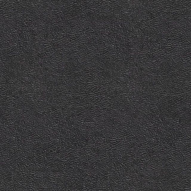 Seamless Black Shiny Fake Leather Texture + (Maps) | texturise