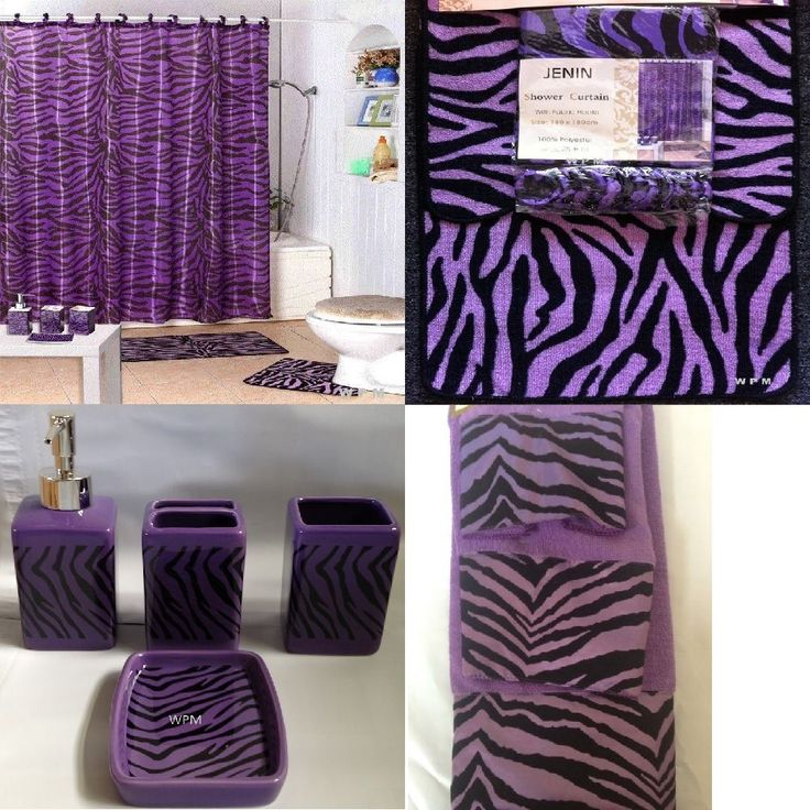 Bathroom Rugs And Accessories Youtube: 25+ Best Ideas About Zebra Bathroom Decor On Pinterest