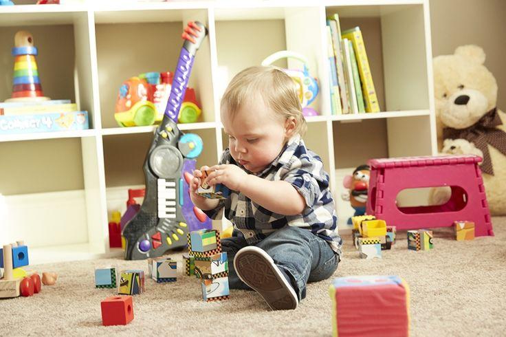 Jucăriile lui Andrei – jucării pentru copii isteți