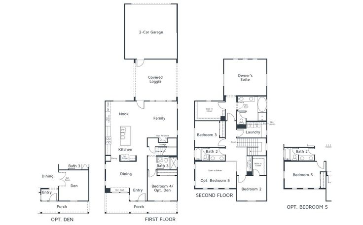 East Garrison | Benchmark Communities > Plans > The Artisan Collection…