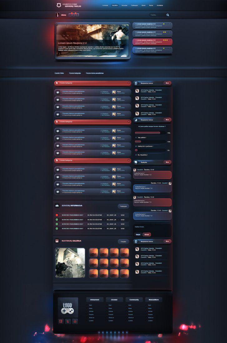 For sale Counter-strike Gaming design ! by iEimiz on DeviantArt