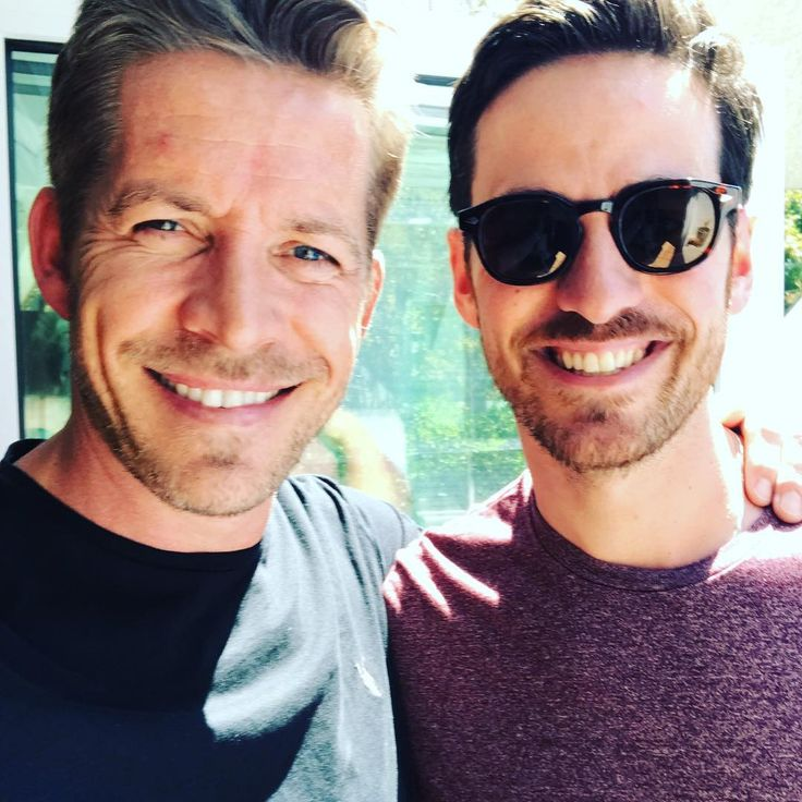 """19.3k Likes, 383 Comments - Sean Maguire (@iamseanmaguire) on Instagram: """"Thanks to my old Palaronnie @colinodonoghue1 for making the trip down to see us. Loved having you…"""""""