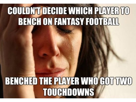 The truth about Fantasy Football (25 Photos).