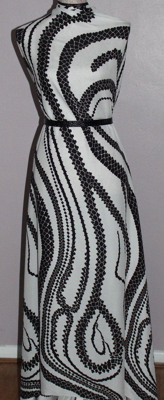 Pure Italian silk fabric Monochrome silk black and white