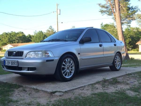 Used 2004 Volvo S40 for Sale ($6,000) at Tallahassee, FL