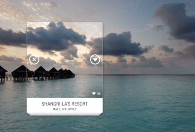 Tripnary   Free travel app, it's like Tinder for travel
