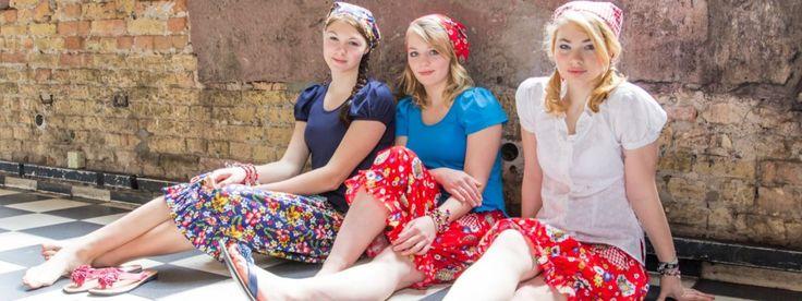 Junge Mode für Damen Start des Fashion Labels Kissed by Style... http://kissedbystyle.de/junge-mode-fuer-damen/