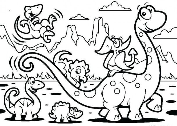 Dinosaur Coloring Pages Pdf Dinosaur Coloring Pages Preschool Coloring Pages Dinosaur Coloring Sheets