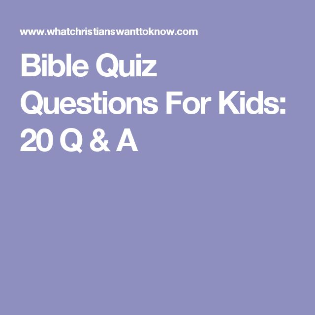 200 bible trivia questions and their answers autos post