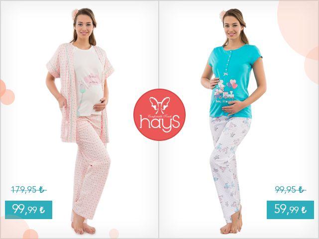 Anne adayları için özel tasarlanan, lohusa pijama takımları.  Pembe pijama takımı https://goo.gl/6AVcjS Turkuaz pijama takımı https://goo.gl/RujPkz