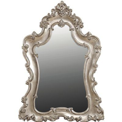Galaxy Home Decoration Venus Wall Mirror Finish: