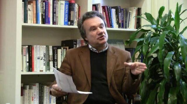 March 24, 2011. Cemal Kafadar, Vehbi Koc Professor of Turkish Studies.