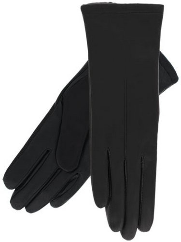 Uniquely processed with Nano technology, these Leather Touch Screen Gloves mimic the touch of a human hand to operate personal devices while staying warm and dry