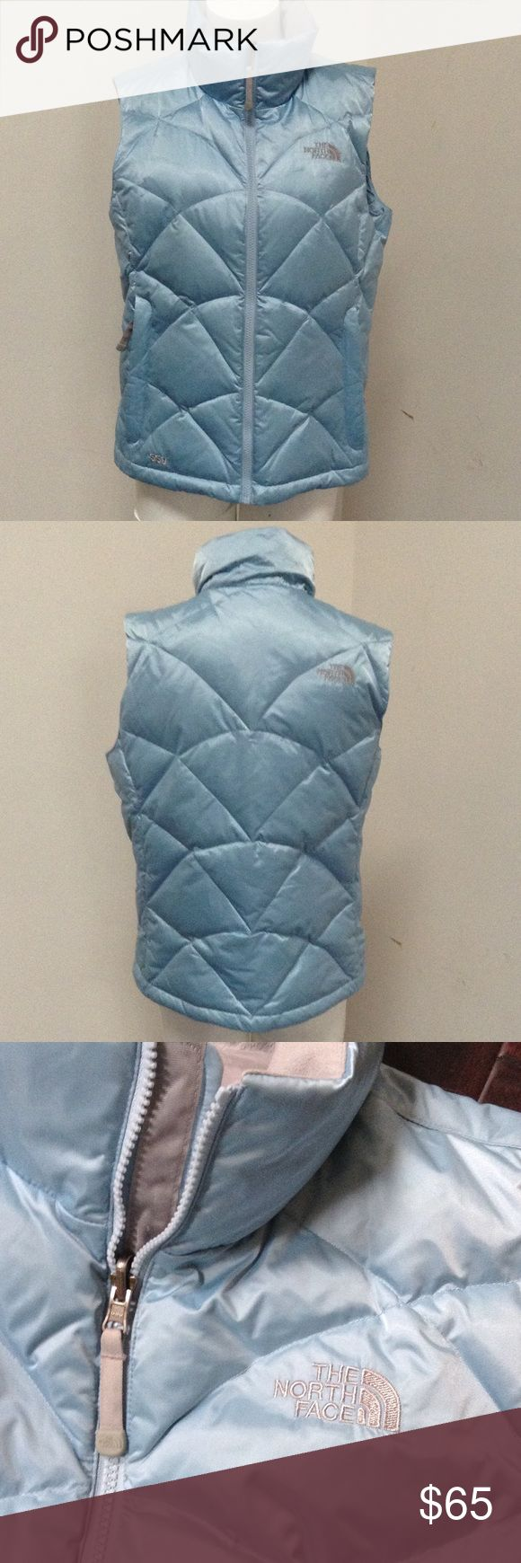 $180 NORTH FACE FALL WINTER MUST HAVE PUFFER VEST $180.00 PLUS TAX RETAIL FROM NORDSTROM NORTH FACE 550 FALL WINTER MUST HAVE PUFFER VEST WOMENS SIZE MEDIUM. GREAT COLOR, SUPER WARM, MADE FROM GOOSE DOWN. WORN UNDER 5x, NO STAINS, DISCOLORATION OR HOLES. +++PRICED TO SELL SAME DAY, OFFERS WELCOME THROUGH THE OFFER OPTION, NO TRADES OR HOLDS+++ North Face Jackets & Coats Vests