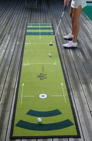 putting training design...I need to buy this for my DH so he can keep it at his office and practice his putting there instead of the house