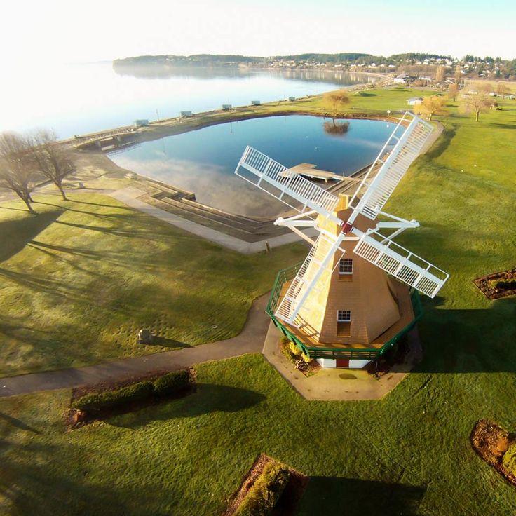 Windjammer Park, Oak Harbor  WA