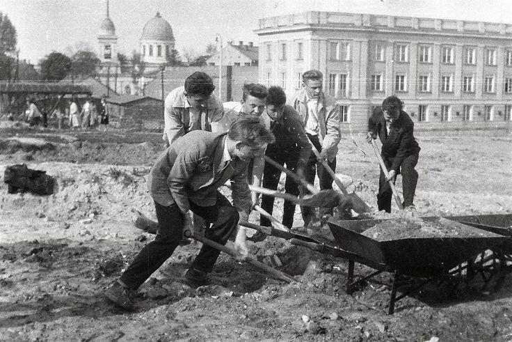 Zdjęcie numer 2 w galerii - Zobacz, jak wyglądał Białystok 50 lat temu. Bezcenne zdjęcia