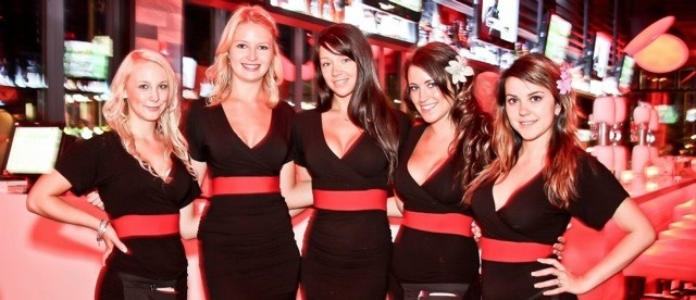 Some of the lovely ladies that represent the Houston Team! @ #Houston Avenue Bar & Grill