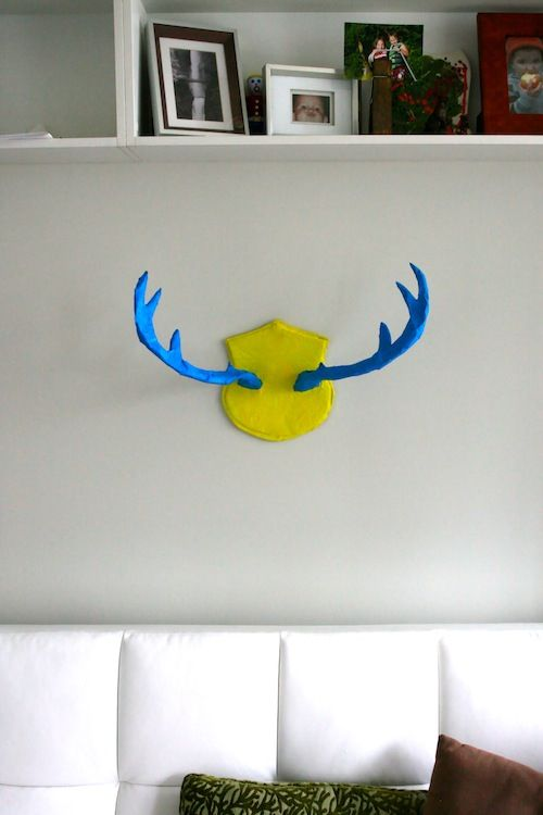 Books About Antlers Used In Crafts