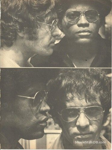 The Mod Squad - Publicity still of Clarence Williams Iii & Michael Cole