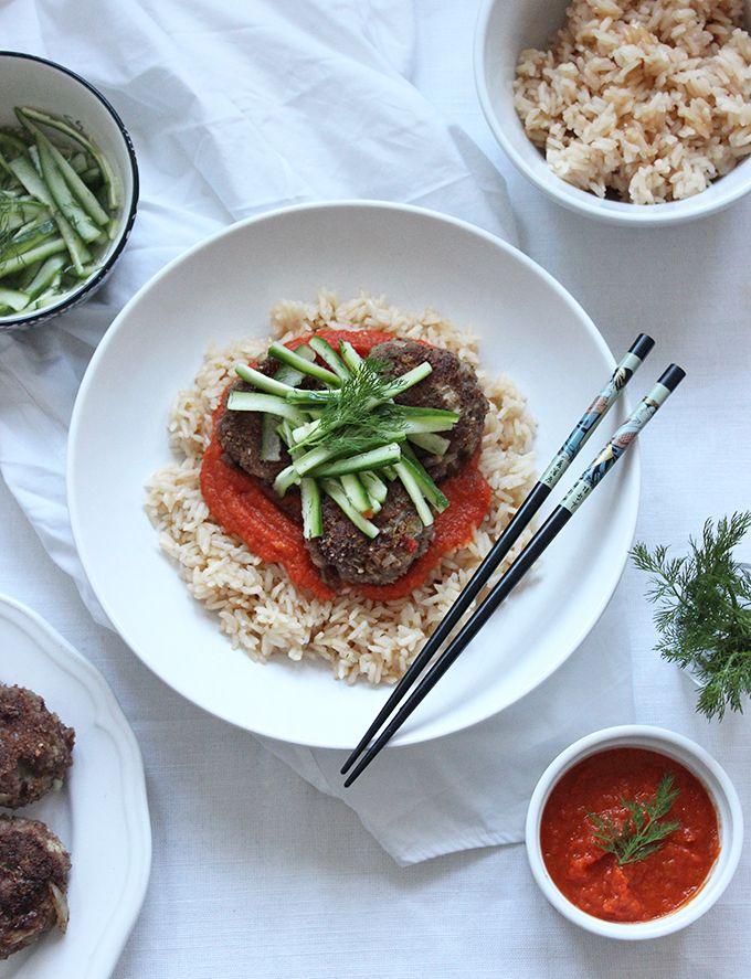burczymiwbrzuchu: Obiad czwartkowy #25: Odwrócone orietnalne gołąbki...