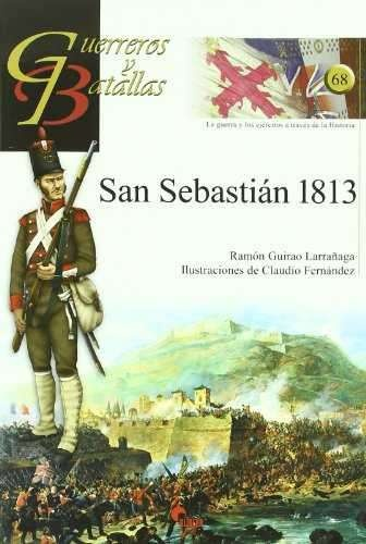 San Sebastián 1813, Ramón Guirao Larrañaga