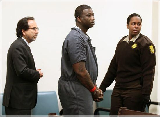 Rapper Gucci Mane Gets Sentenced To 183 Days In Jail For Violating His Probation!- http://getmybuzzup.com/wp-content/uploads/2013/03/gucci-mane_550x401.jpg- http://getmybuzzup.com/rapper-gucci-mane-gets-sentenced-to-183-days-in-jail-for-violating-his-probation/-  Gucci Mane Gets Sentenced To 183 Days In Jail By GWL Staff  Following several Twitter rants to shopping mall brawls that lead to many arrests and court appearances, rapper Gucci Mane has now been sentenced to 6 month