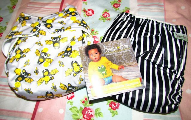 Baba   Boo - Cloth Nappies ♥ http://www.dollydowsie.com/2013/12/baba-boo-cloth-nappies.html