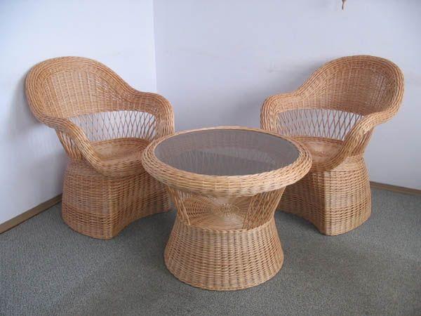 Плетеные кресла и кресла-качалки. Стильные кресла из лозы. Интересная цена >