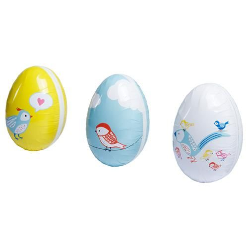 PASKYNDA Πασχαλινό αυγό σε χαρτί ,διάφορα σχέδια - IKEA
