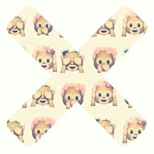 Emoji Affen 1/3 | Emoji | Pinterest