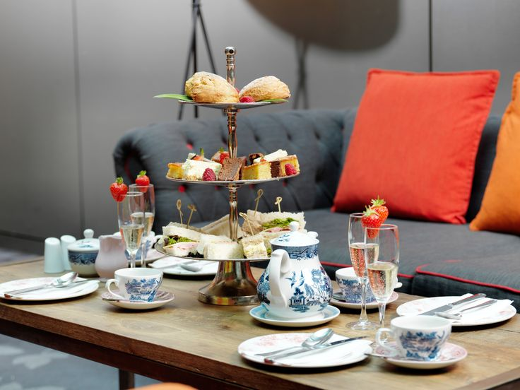 Win Afternoon Tea With Prosecco For 4 At Clayton Hotel Cork City