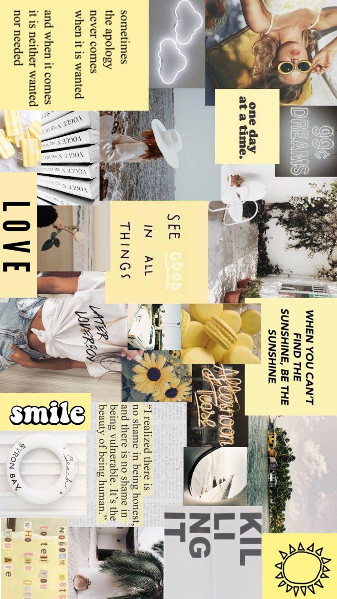 Aesthetic Laptop Backgrounds Collage : aesthetic, laptop, backgrounds, collage, Collage, Wallpaper, Aesthetic, Desktop, Wallpaper,, Iphone, Macbook