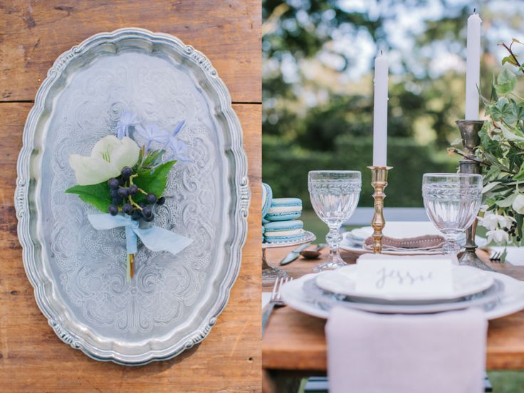 white+white weddings and events Styled Shoot - Something Blue - white+white weddings and events