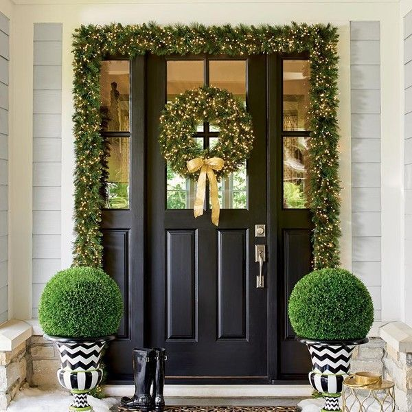 best 25 greenery garland ideas on pinterest table. Black Bedroom Furniture Sets. Home Design Ideas