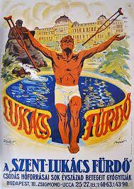 Lukacs thermal bath-Hungary
