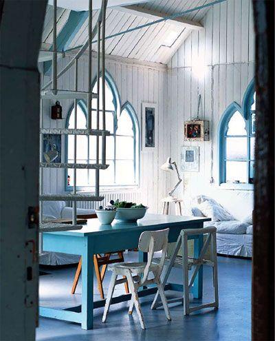 Tin Chapel: Victorian Conversion