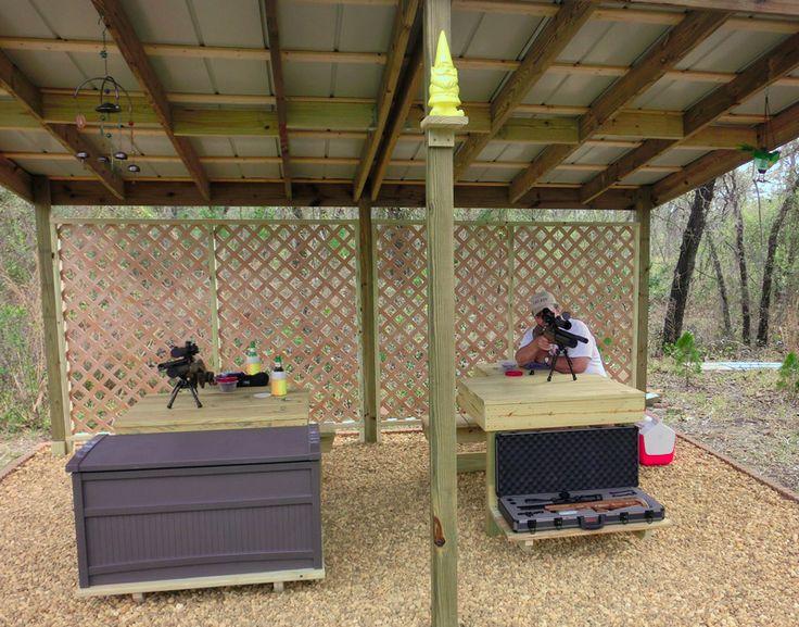 shooting range ideas pinterest back yard shooting range and yards
