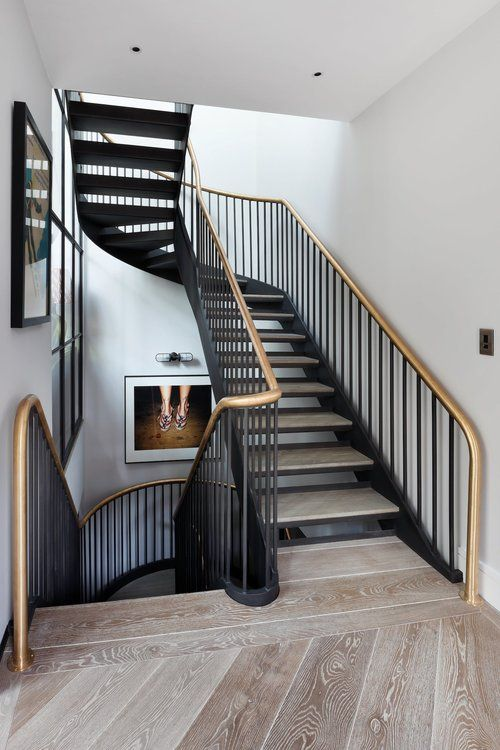Staircase - Interior Design by Turner Pocock