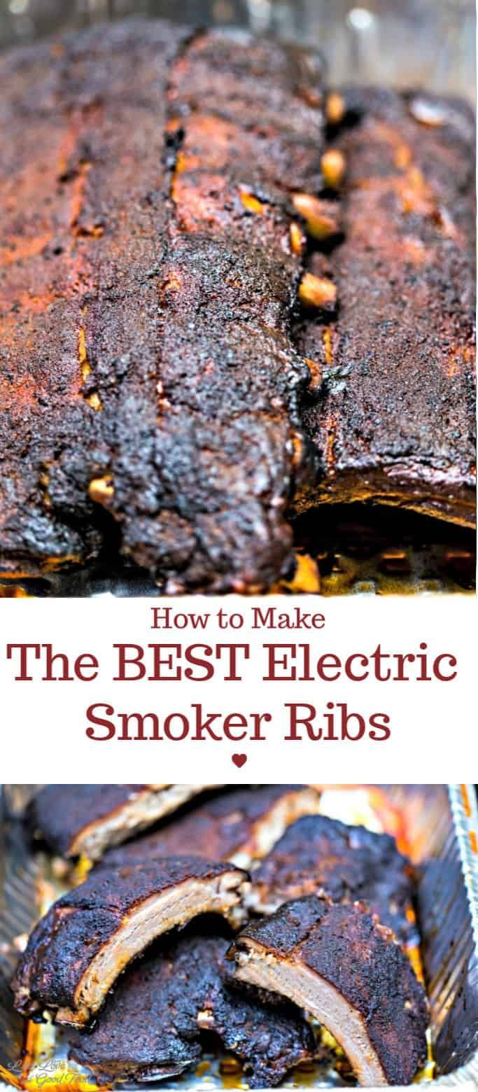 Dry Rub Ingredients Smoke And Time Work Together To Create An Amazing Finish To These Sweet And Smoky Ribs That Are Smoked Pork Ribs Smoker Ribs Smoked Ribs