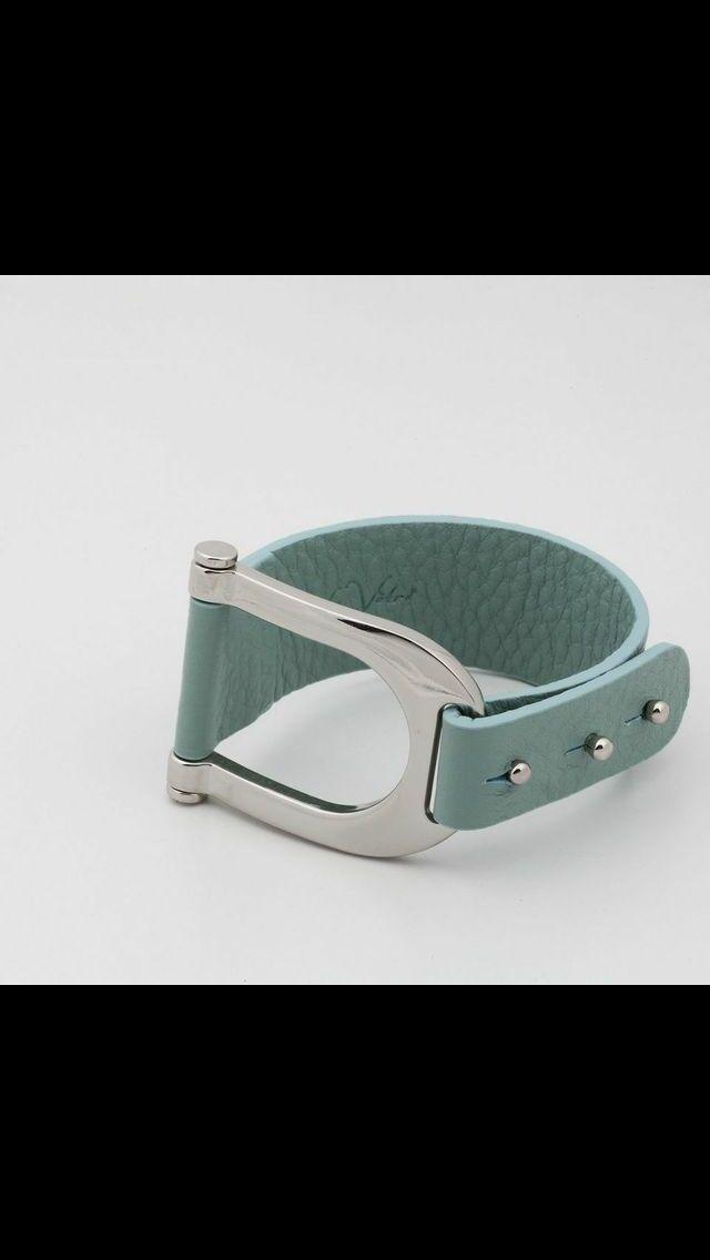 Beautiful leather bracelet by La Votre. www.lavotre.com.au
