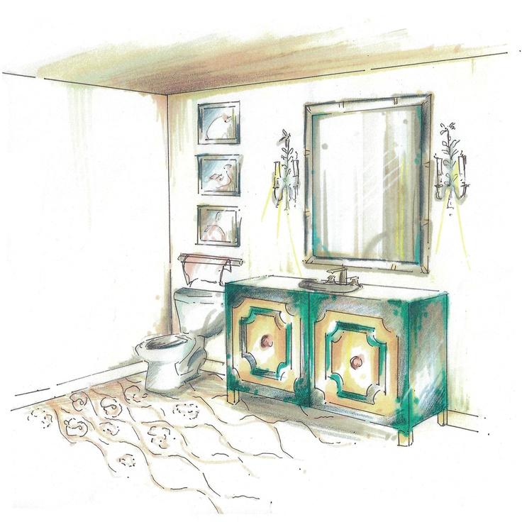 room rendering by lucy interior design wwwlucyinteriordesigncom
