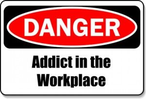 Dangerous coworkers can be, and at the very least seem, just as dangerous as a substance abusing spouse.