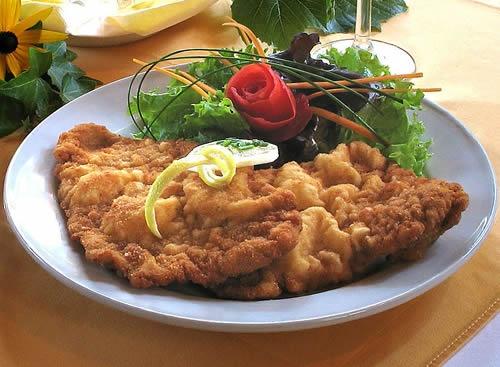 Wiener Schnitzel de cerdo