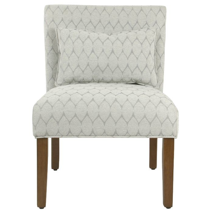 Alaysia Slipper Chair Accent Chairs Dining Chair Slipcovers Chair