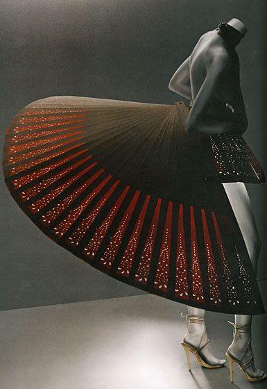 McQueen from the Met Exhibit #alexandermcqueensavagebeauty