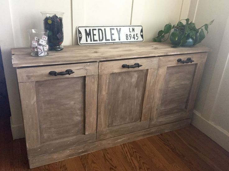 Hey there! Join us on Instagram and Pinterest to keep up with our most recent projects and sneak peeks! We're coming to YouTube soon! Make sure to subscribe to our channel! Submitted By: Anna Bailey Original Shanty2Chic project it was inspired by: http://www.shanty-2-chic.com/2014/08/diy-laundry-basket-dresser.html Project (URL):https://annabaileying.wordpress.com/2016/01/19/laundry-never-looked-so-good/ Time to Complete: 12 hours Total Cost: $200 Finishing Details: …