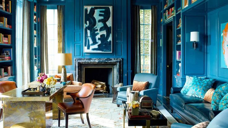 Tour a Lincoln Park Townhouse Featured in House Beautiful