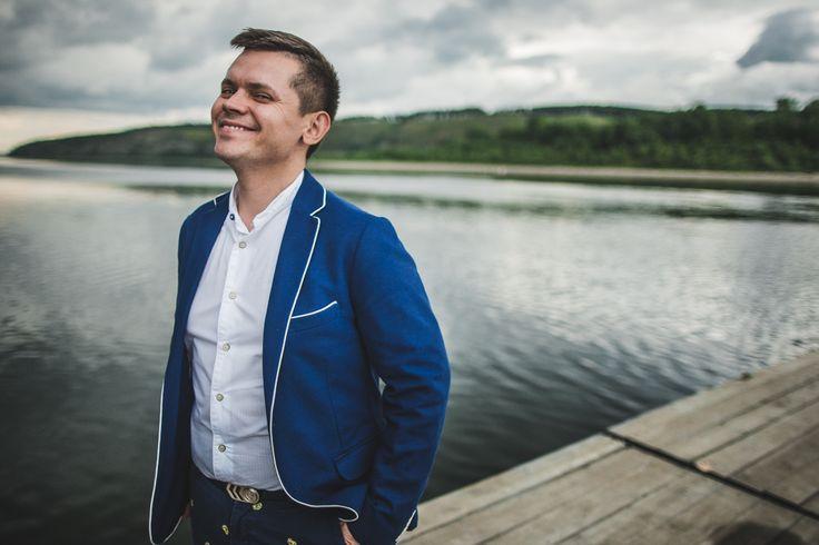 Portrait men by Dmitry Belkin